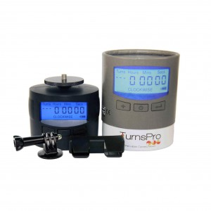 TurnsPro with GoPro mount